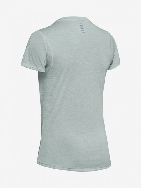 Tričko Under Armour Streaker 2.0 Short Sleeve-Grn