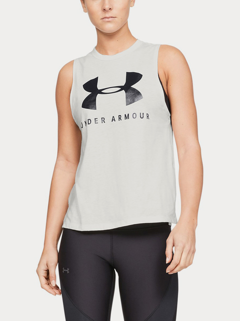 Tílko Under Armour Sportstyle Graphic Muscle Tank