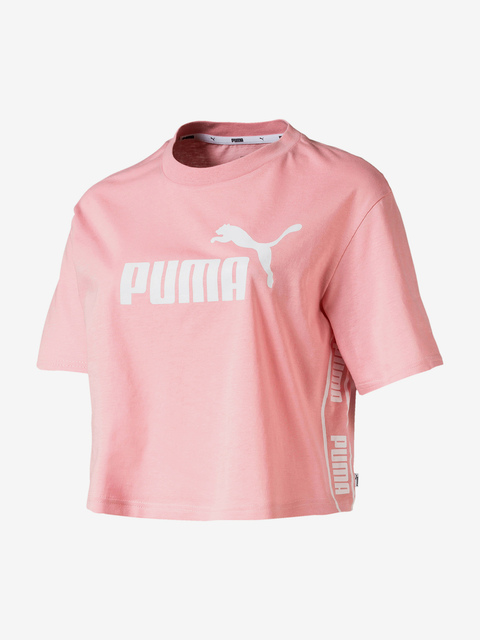 Tričko Puma Amplified Cropped Tee