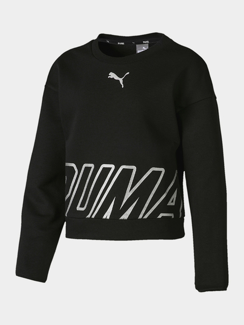 Mikina Puma Alpha Crew Sweat