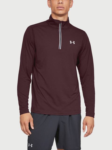 Tričko Under Armour Threadborne Streaker 1/4 Zip