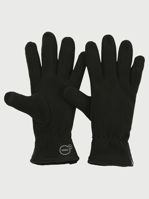 Rukavice Puma Fleece Gloves Black