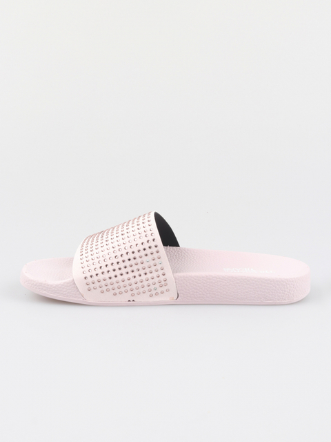 Pantofle Trussardi Slipper Pu Strass Crystal Color