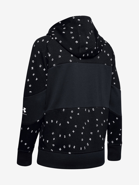 Mikina Under Armour Rival Fleece Hoodie Printed