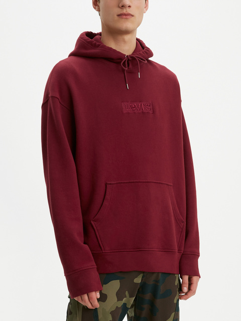 Mikina LEVI'S Relaxed Graphic Hoodie Ssnl Ba
