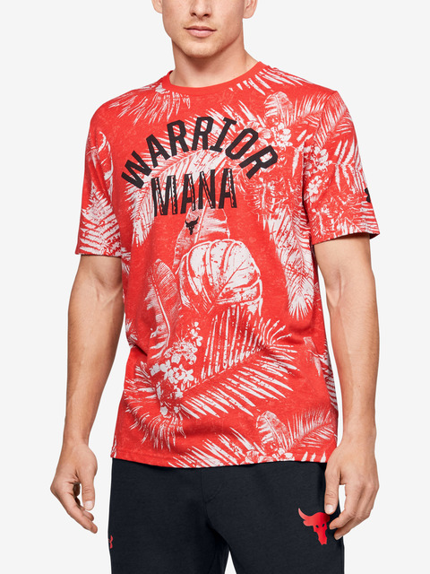 Tričko Under Armour Pjt Rock Aloha Camo Ss