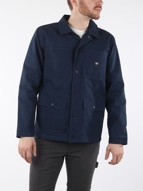 Bunda Vans Mn Drill Chore Coat Dress Blues