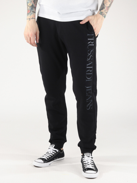 Tepláky Trussardi Cotton Fleece Pants Regular Fit