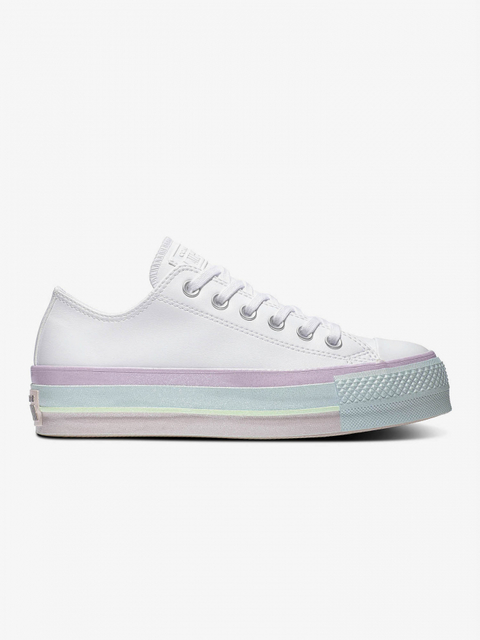 Boty Converse Chuck Taylor All Star Lift Rainbow Midsole