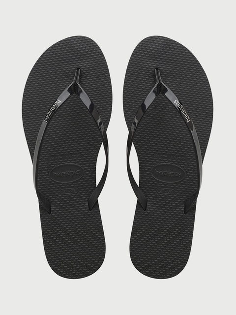 Žabky Havaianas You Metallic Black