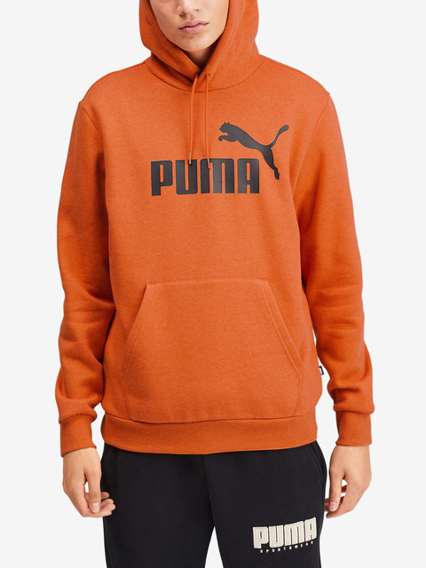 Mikina Puma Essentials+ Fleece Hoody