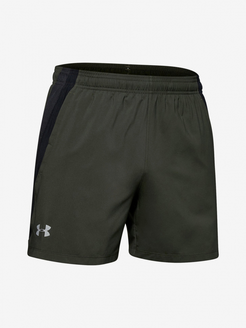 Kraťasy Under Armour Launch Sw 5\'\' Short-Grn