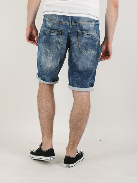Kraťasy Alcott BACK POCKET DENIM