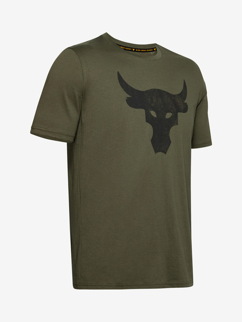 Tričko Under Armour Project Rock Brahma Bull Ss
