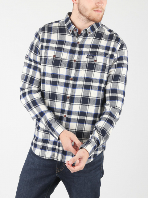 Košile Superdry Winter Washbasket Shirt