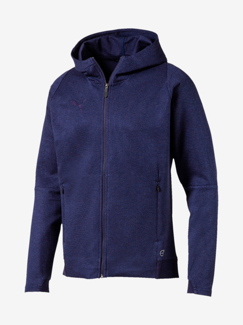 Mikina Puma Final Casuals Hooded Jacket