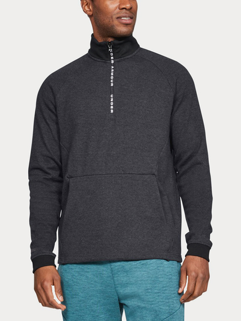 Mikina Under Armour Unstoppable 2X Knit 1/2 Zip