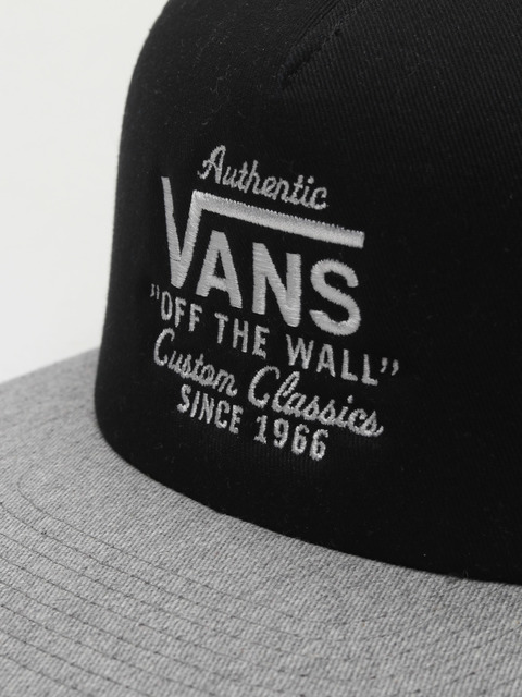 Kšiltovka Vans Mn Galer Trucker Black/Heather