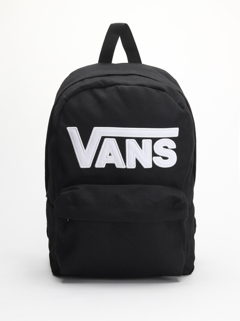 Batoh Vans By New Skool Backpac Black/White