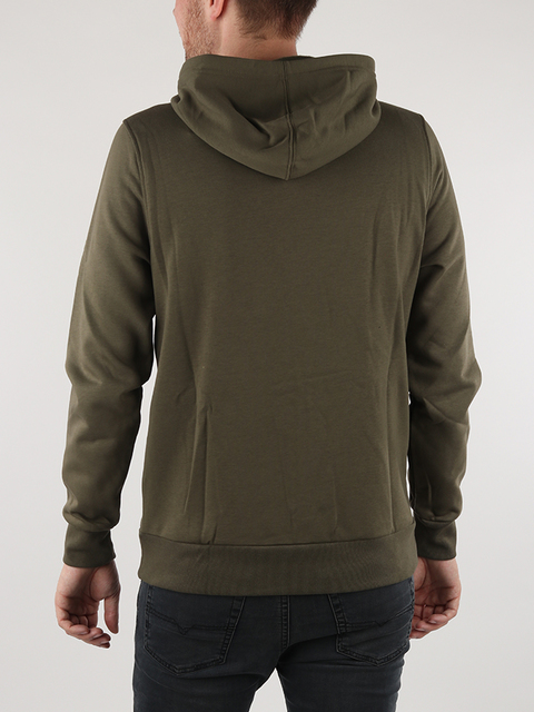 Mikina Oakley Bark Fz Hoodie Dark Brush