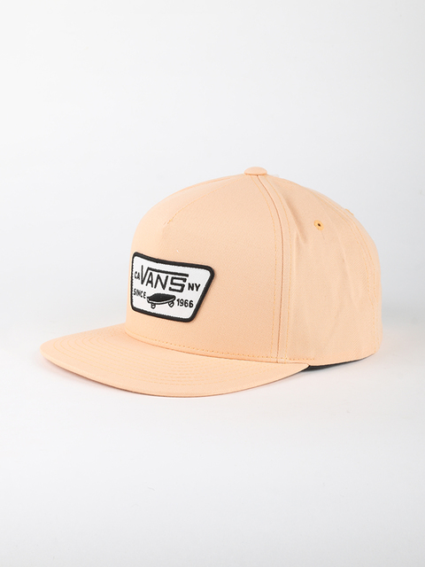 Kšiltovka Vans Mn Full Patch Snapba Apricot Ice