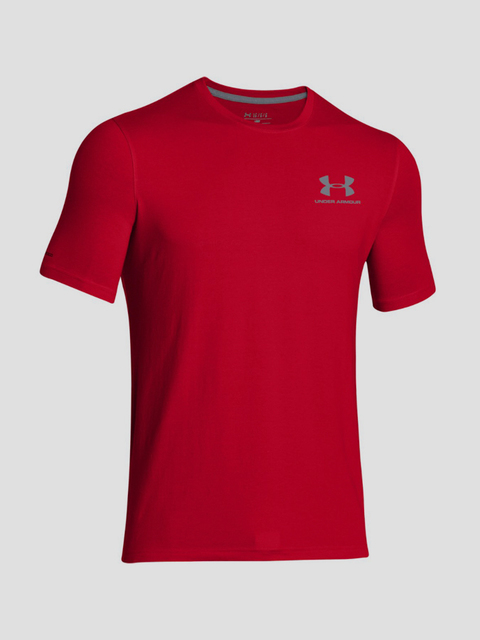 Tričko Under Armour CC Left Chest Lockup