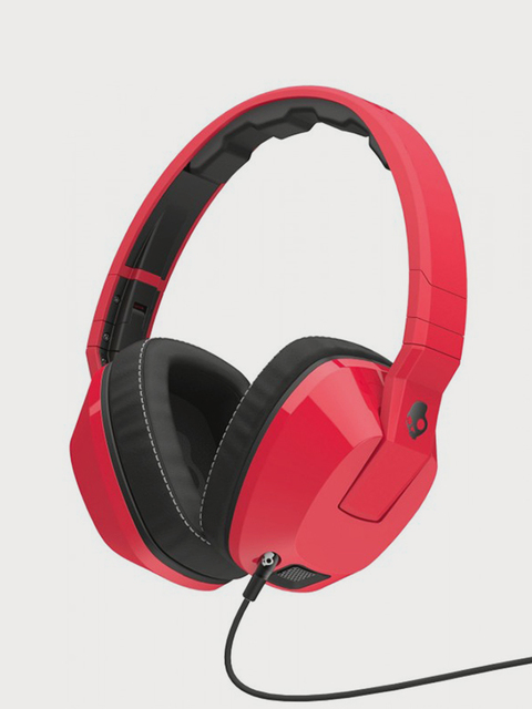 Sluchátka Skullcandy Sc Crusher Red/Black/Black Mic1 Ass