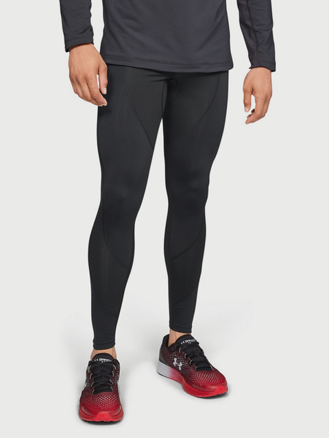 Kompresní legíny Under Armour Coldgear Reactor Run Speedpocket Tight 2