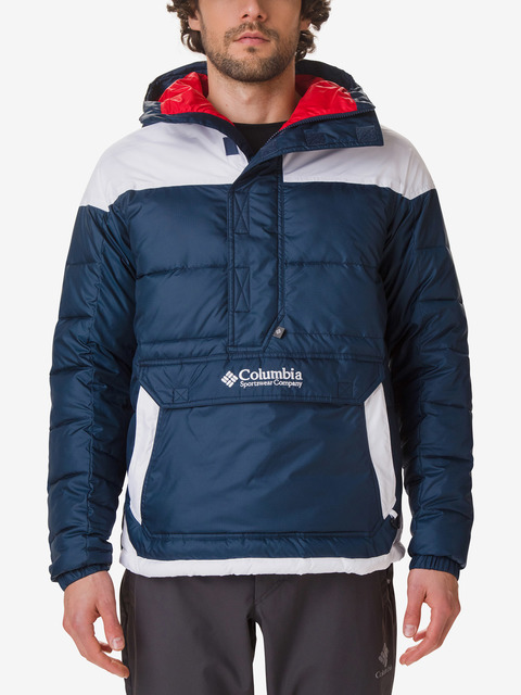Bunda Columbia Lodge Pullover Jacket