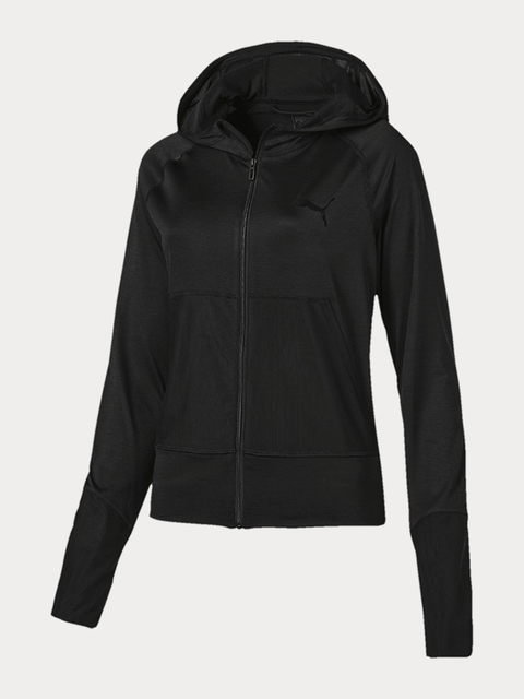 Bunda Puma Knockout Jacket Black Heather