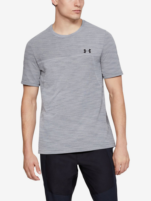 Tričko Under Armour Vanish Seamless Ss Nov 1-Gry
