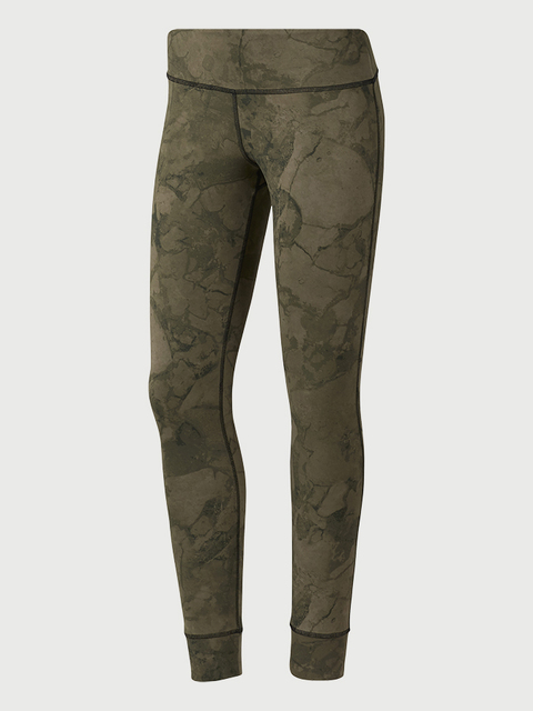 Legíny Reebok RC Lux Tight - Stone