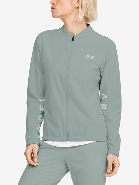 Kalhoty Under Armour Storm Launch Linked Up Pant-Grn
