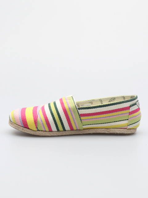 Boty Paez Classic Yellow Stripes Multicolor
