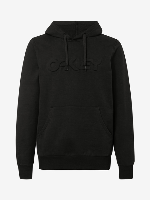 Mikina Oakley  Embossed Graphic Hoodie Blackout