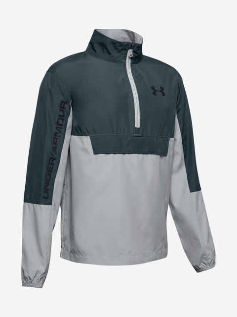 Bunda Under Armour Woven Anorak-Gry