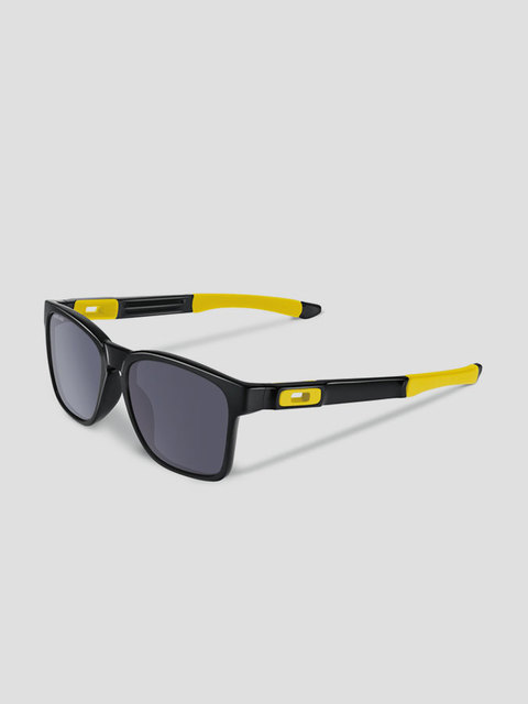 Brýle Oakley Catalyst Vr46 Polished Black W/Grey