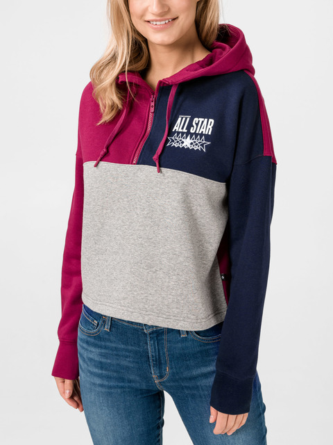 Mikina Converse All Star Hoodie Bb