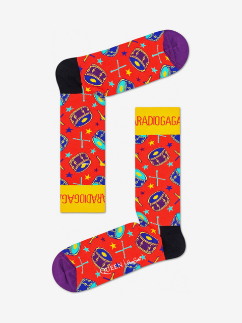Ponožky Happy Socks Queen 2 Sock