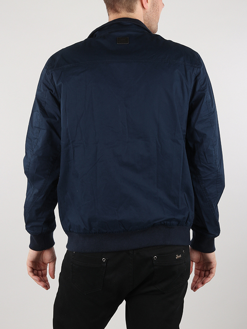 Bunda Lee Harrington Jckt Navy Drop