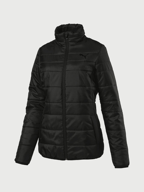 Bunda Puma Essentials Padded Jacket W Black