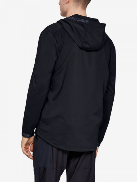 Bunda Under Armour Vanish Woven Jacket-Blk