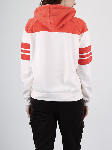 Mikina Superdry VINTAGE COLOUR BLOCK HOOD