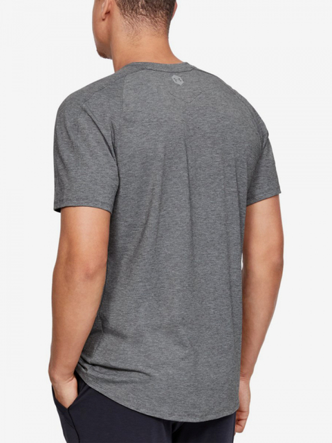 Tričko Under Armour Athlete Recovery Travel Tee-Blk