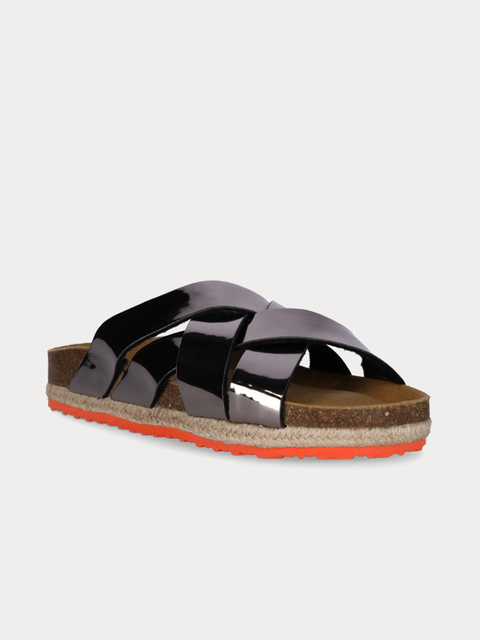 Pantofle Paez Sandal Cross Spark Grey