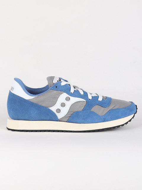 Boty Saucony Dxn Trainer Vintage Gry/Blu