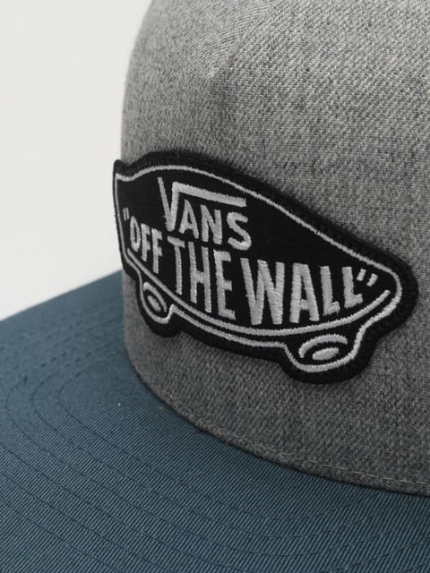 Kšiltovka Vans Mn Classic Patch Sna Heather Grey