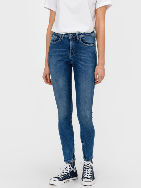 Cher High Jeans Pepe Jeans