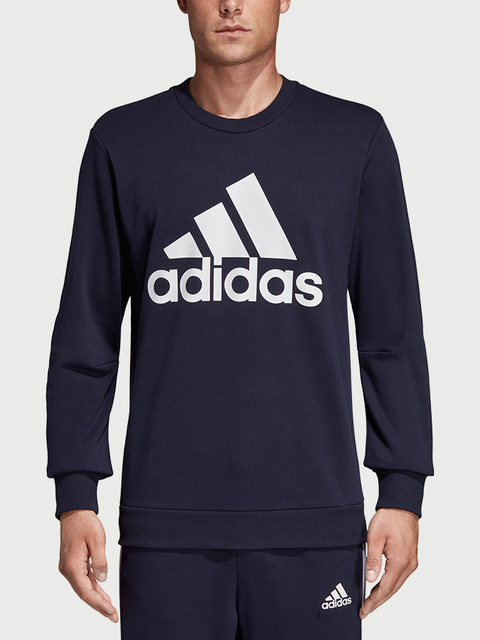 Mikina adidas Performance Mh Bos Crew Ft