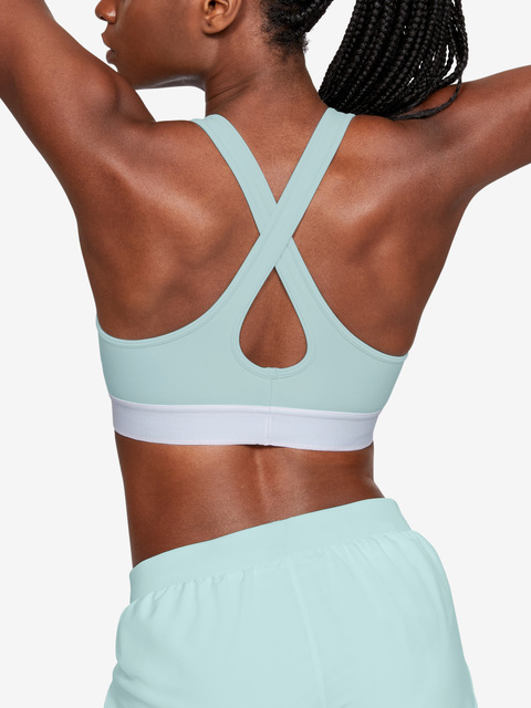 Kompresní podprsenka Under Armour Armour Mid Crossback Bra